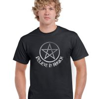 believe in magick pagan shirt