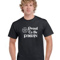 proud to be pagan shirt