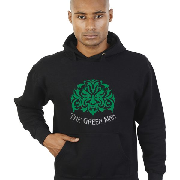 the green man pagan hoodie