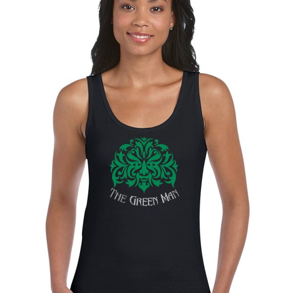the green man pagan shirt