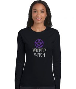 wicked witch ladies pagan shirt