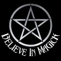 believe in magick pagan design