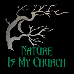 nature is my church pagan design