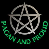 pagan and proud with pentacle