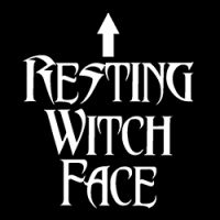 resting witch face