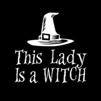 this lady is a witch
