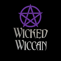 wicked wiccan pagan design