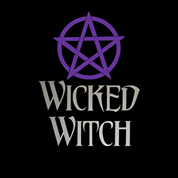 wicked witch pagan design