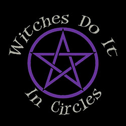 witches do it in circles
