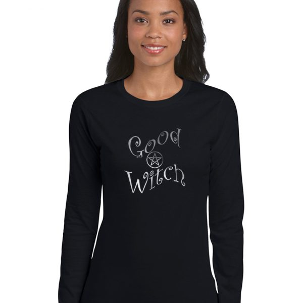 good witch ladies pagan top