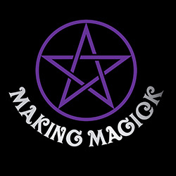 making magick pagan design
