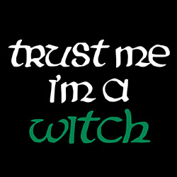 trust me i'm a witch pagan top