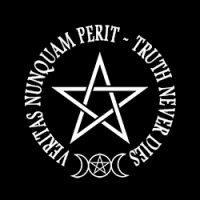 truth never dies pagan design