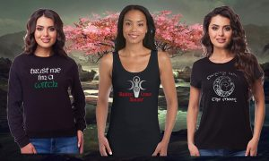 pagan ladies designs