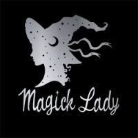 magick lady pagan shirt