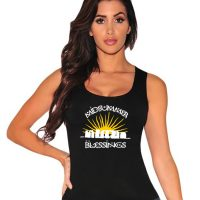 midsummer blessings pagan vest top