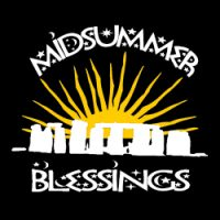 midsummer blessings pagan design